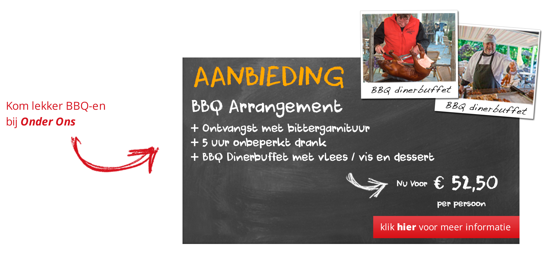 borrel-arrangement